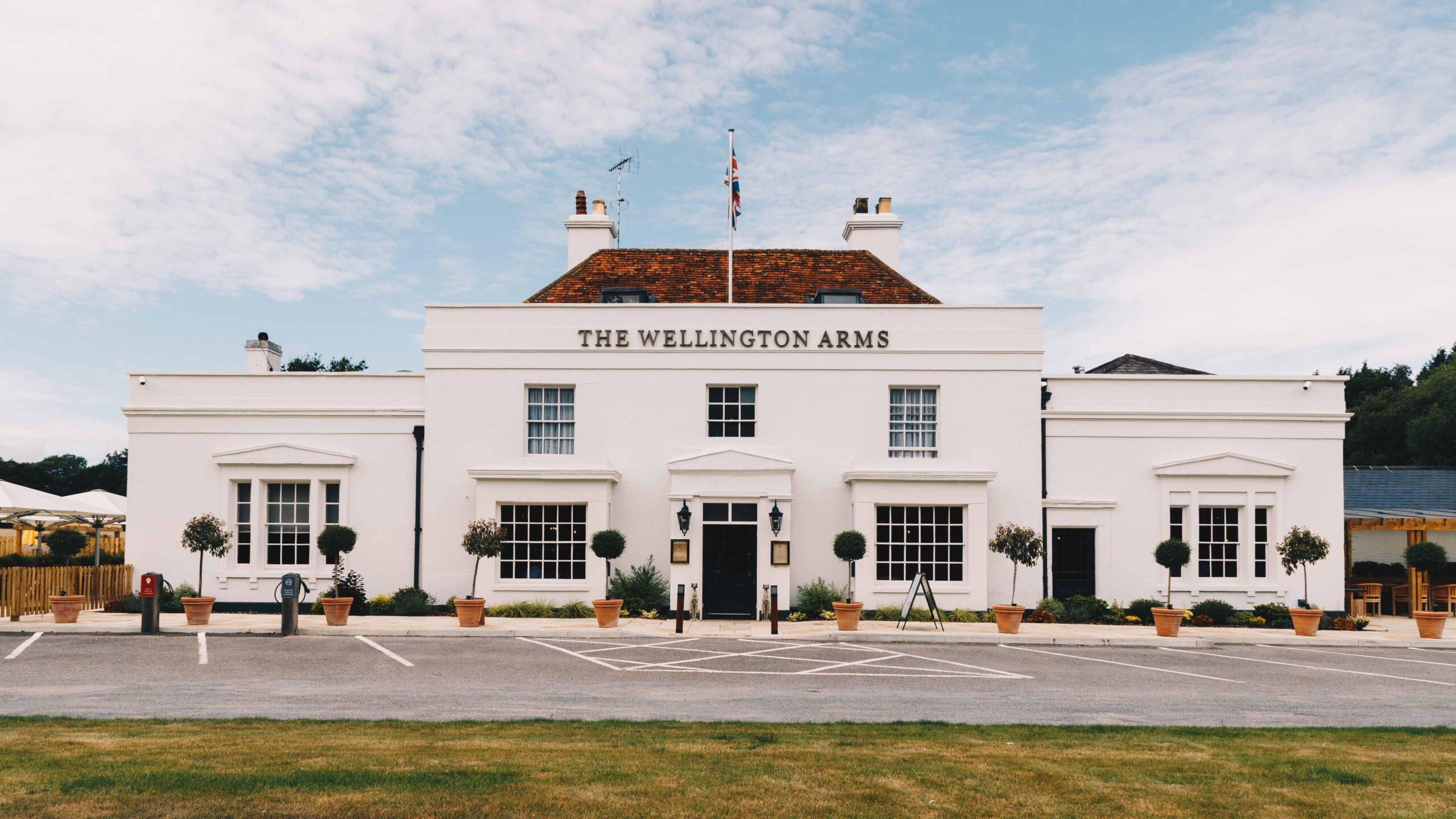The Wellington Arms